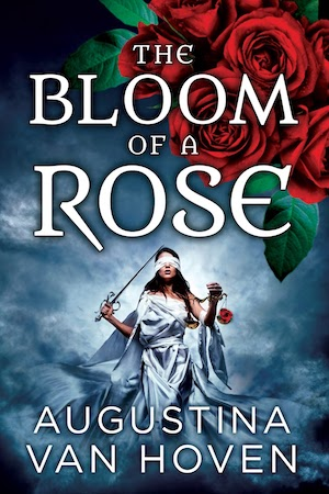 The Bloom of a Rose by Augustina Van Hoven